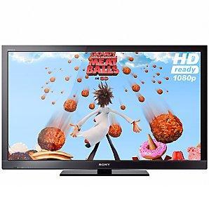 Sony KDL40HX803 3D LED TV + 2 Pair Glasses and Transmittor - £669.99 @ John Lewis
