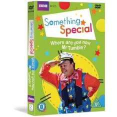 Something Special: Where Are You Now Mr Tumble? (DVD) - £5.49 @ Amazon (others too)