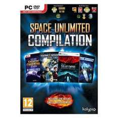 Space Unlimited 4 PC Games (inc. Sins of a Solar Empire) - £5.39 @ Play Trade - Game Wholesale Ltd