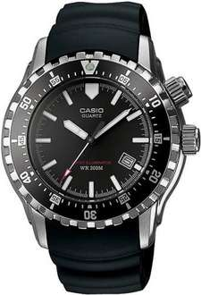 Casio MTD-1054-1AVEF Mens Classic Divers Analogue Watch - £24.98 @ eBay Argos Outlet