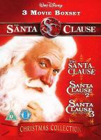 Santa Clause 3 Trilogy Box Set (DVD) - £2.99 @ Bee