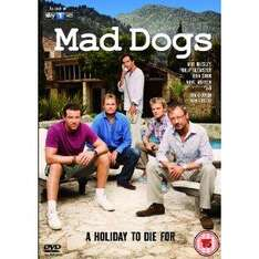Mad Dogs (DVD) - £8.97 @ Amazon