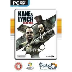 Kane and Lynch: Dead Men (PC) - £1.47 Delivered @ Amazon