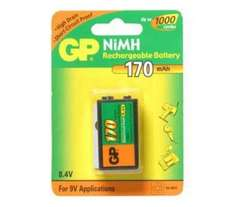 GP BATTS GP-170 NiMH 8.4V Rechargeable Battery - £1.75 @ PC World (Collect Instore)