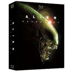 Alien Anthology (Blu-ray) - £16.98 (with code) @ Tesco Entertainment + Quidco