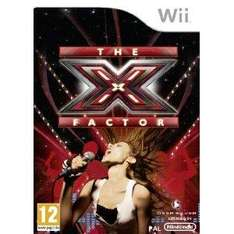 The X Factor Game (Wii) - £17.99 @ Amazon