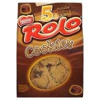 Rolo Cookies (Pack of 5) - 44p instore @ Tesco
