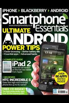 Join the App Revolution!  3 Issues of Apps Magazine or Smartphone Essentials for just £1 @ Subscribe Online