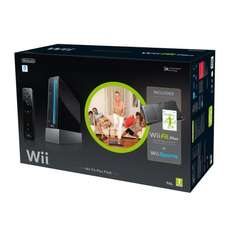 Black Nintendo Wii Console Bundle with Wii Fit Plus Balance Board and Wii Sports - £159.99 @ Sainsburys (Instore)