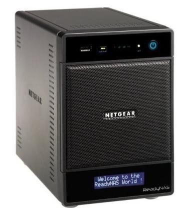 Netgear ReadyNas Ultra 4 Plus Home Media Server (RNDP400U) - DISKLESS - £375.27 @ Kikatek