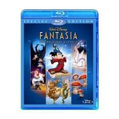 Fantasia (Platinum Edition) (Blu-ray) - £8.99 delivered @ Bee