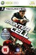 Tom Clancys Splinter Cell Conviction (Xbox 360) As New Ex Rental - Only £4.99 Delivered @ Boomerang