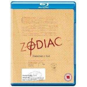 Zodiac - Director's Cut (Blu-ray) (Region Free) - Now £.6.99! @ Amazon