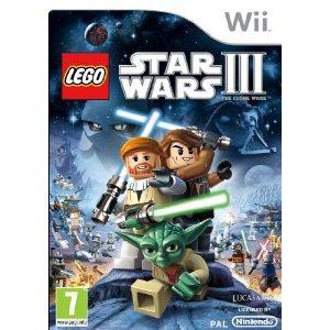 Lego Star Wars 3: The Clone Wars (Wii) - £27.99 @ Amazon