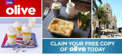 Free BBC Olive Magazine