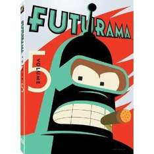 Futurama: Series 5 (DVD) - £17.01 @ Amazon US