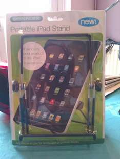 Portable iPad or Vega Stand - £1 @ Poundland