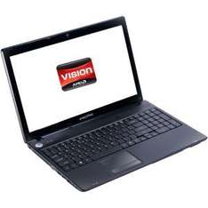 "eMachines E442 - Black 15.6"" Laptop - £249.99 @ Comet"