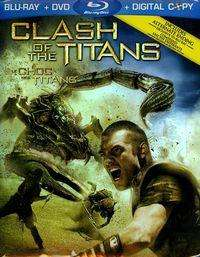 Clash of The Titans: Limited Edition With Keyring (Blu-ray + DVD) - £6.28 @ Planet Axel