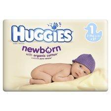 *GLITCH* Huggies Newborn x27 (free with Voucher & make £1.24)  @ Tesco