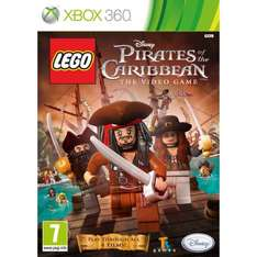 Lego Pirates of the Caribbean (Xbox 360) (PS3) - £29.99 @ Morrisons (Instore)