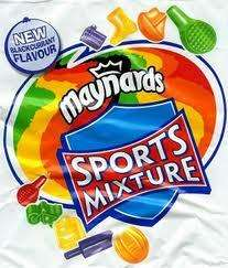B&M - Maynards Sports Mixtures (215g) - £0.99 or 2 for £1.80