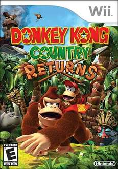 Donkey Kong Country: Returns (Wii) - £29.85 Delivered @ Zavvi