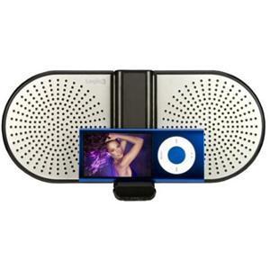Logic3 i-StationGO iPod Speaker / Silver - £5 Delivered @ Play