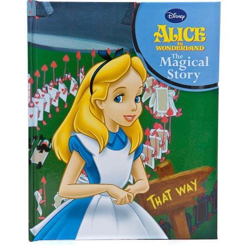 Alice in Wonderland, Dumbo, etc Books - £1 @ Poundland
