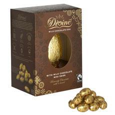 Fairtrade Divine Milk Chocolate Easter Egg - £1.25 @ Oxfam DELIVERED