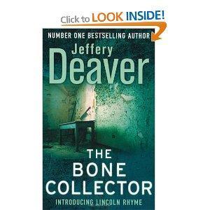 The Bone Collector by Jeffery Deaver (Paperback) - £1.99 @ Amazon