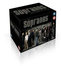 Sopranos 1-6 Complete Box Set (DVD) - £42.50 Delivered (using code) @ Tesco Entertainment (PLUS 8% Cashback Quidco)