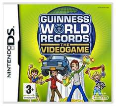 Guinness Book of Records: The Videogame (DS) - £2.49 @ Amazon