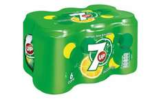 7UP Lemon and Lime - 6 can pack £1.39 at Lidl