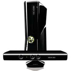 Xbox 360 Console: 250GB with Kinect & Kinect Adventures - £219.99 @ Amazon (Price Matched)