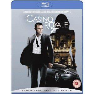 Casino Royale Blu-Ray - £4.01 @ Amazon UK