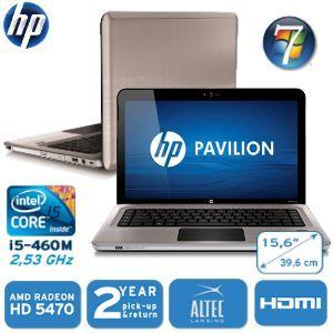 HP Pavilion DV6 (15,6inch, Intel Core i5, aluminum) £512 (inkl del) @ iBOOD