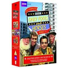 Only Fools and Horses Complete Series 1 - 7 Box Set (DVD) (9 Disc) - £22.09 delivered @ Tesco Entertainment