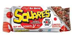 "Kellogg's Rice Krispies ""Squares"" for Red Nose Day £0.26 each @ Tesco"
