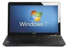 Refurbished Advent Sienna 710 15.6'' Laptop i7 Processor - £351.23 @ eBay Currys/PC World Outlet