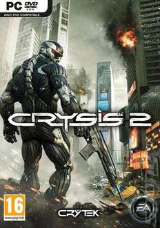 Crysis 2 (PC) - £14.99 @ Game