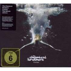 The Chemical Brothers: Further (CD Album) (Limited Edition + DVD) - £4.85 Delivered @ Amazon