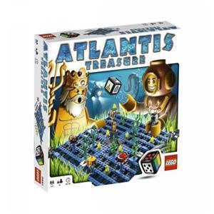 LEGO Games: Atlantis Treasure £6.49 at Play