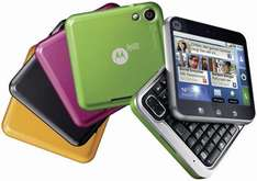 Motorola Flipout £29.99 and £10 Top Up - Orange Shop for Existing Customers