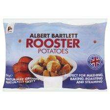 A Bartlett Rooster Potatoes 2Kg Pack £1 at Tesco