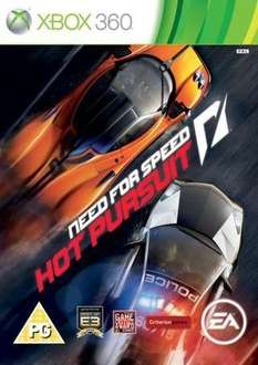 Need for Speed Hot Pursuit (Xbox 360) (PS3) (Pre-owned) - £10 @ Grainger Games (Instore Cheetham Hill, Manchester)