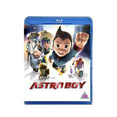 Astro Boy: Combi Pack (Blu-ray + DVD) - Only £5 Delivered @ Amazon
