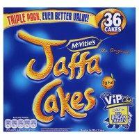 McVitie's jaffa cakes triple pack 36s £2.88 BOGOF @ Waitrose