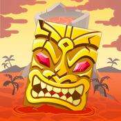 Free Tiki Lavalanche, Tiki Totems Premium (4* Apps), Blue Block Double & Geo-Fighter - Light Wars for iPhone, iPod Touch & iPad @ iTunes