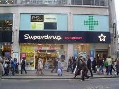 Beauty Treatments Half Price - £5 @ Superdrug (Liverpool ONE Store)